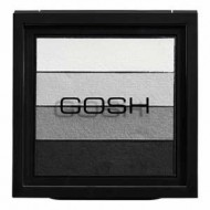 Gosh Smokey Eyes Palette 01 Black: фото