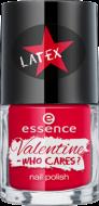 Лак для ногтей Valentine - who cares Essence 03 crew love is true love: фото