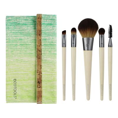 Набор кистей для макияжа 6-piece Brush Set EcoTools: фото