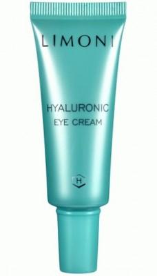 Крем для век с гиалуроновой кислотой LIMONI Hyaluronic Ultra Moisture Eye Cream 25 мл: фото