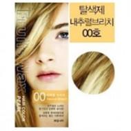 Краска для волос на фруктовой основе Welcos Fruits Wax Pearl Hair Color #00 60мл*60гр: фото