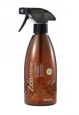 Спрей восстанавливающий для волос Welcos Mugens Zen-Care SS Treatment 500мл: фото