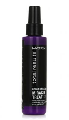 Спрей для окрашенных волос MATRIX Color Obsessed Miracles Treat 12 125мл: фото