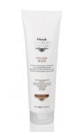 Маска для сухих и поврежденных тонких волос восстанавливающая оживляющая NOOK Filler Mask Ph4,0 300 мл