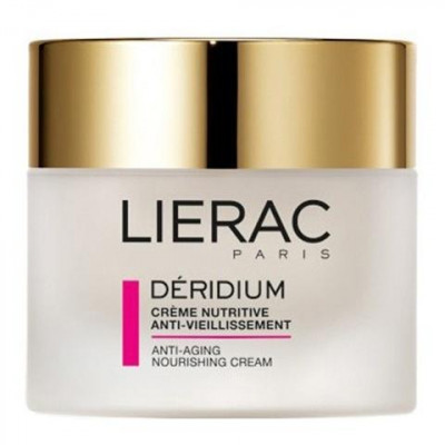 Питательный крем против морщин Lierac Deridium 50мл: фото