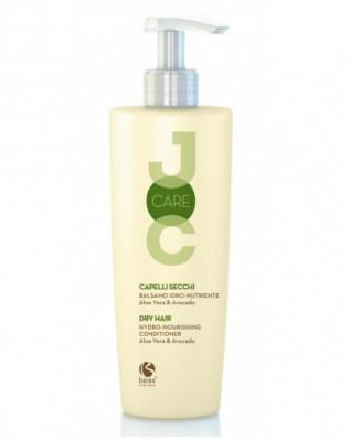 Бальзам для секущихся и ослабленных волос с Алоэ Вера и Авокадо Barex JOC Care Hydro-Nourishing Conditioner 1000мл: фото
