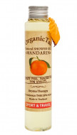 Гель для душа безсульфатный с мандариновым маслом ORGANIC TAI Natural Shower Gel Mandarin 100 мл: фото