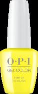 Гель для ногтей OPI GelColor PUMP Up the Volume GCN70 15мл: фото