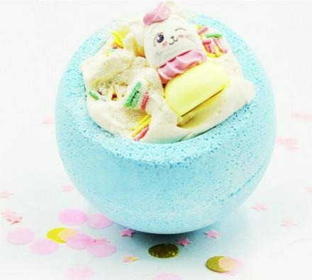 Бомбочка для ванны BOOM SHOP cosmetics Мур Мур 220 г: фото